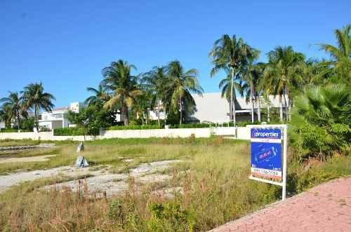 terreno en venta, isla dorada, cancún, zona hotelera