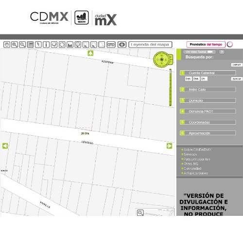 terreno en venta, iztacalco, ciudad de méxico