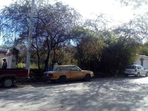 terreno en venta jardines de santiago nuevo leon