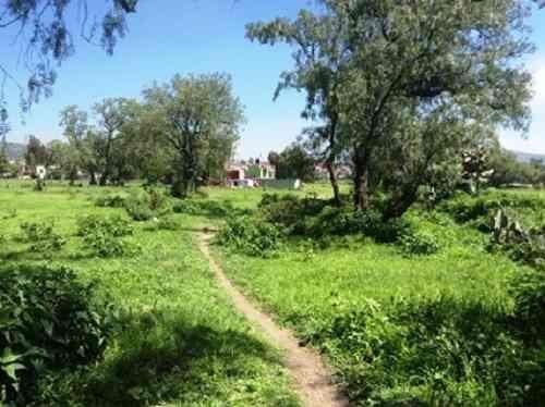 terreno en venta la cañada, huehuetoca