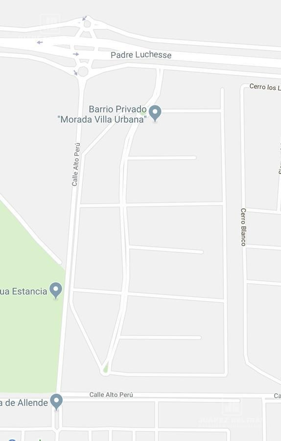 terreno en venta la morada - villa allende