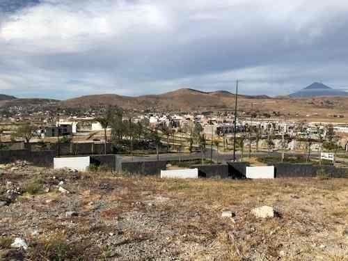 terreno en venta lomas de angelopolis valle de porto