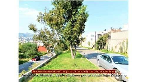 terreno en venta lomas de atizapán sup. 17,757.86 m2
