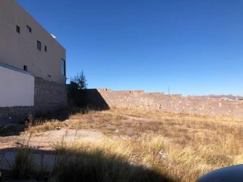 terreno en venta lomas de san charbel chihuahua