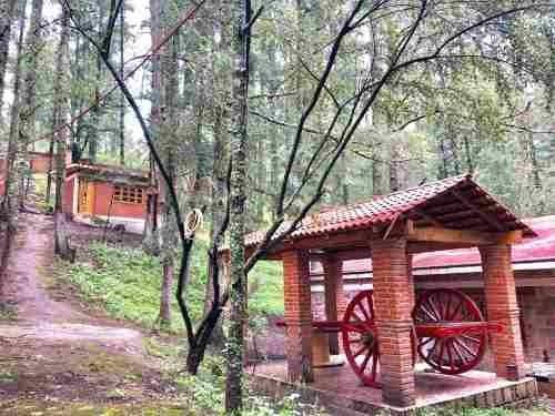 terreno en venta lotes residenciales campestres, fracc privado en zona boscosa