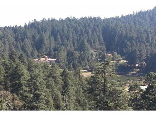 terreno en venta mineral del monte, lotes c financiamiento