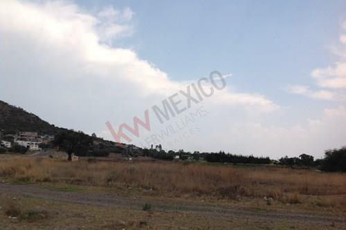 terreno en venta / montenegro / santa rosa jáuregui / queretaro