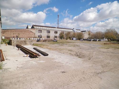terreno en venta o alquiler de 20000 m2 totales con 6500cub
