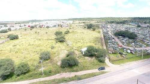 terreno en venta para desarrollar, 96,445.79 m2, a lado de pensión mpal.