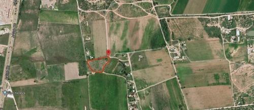 terreno en venta, parcela 23, los negritos, aguascalientes, ags ttv 356158