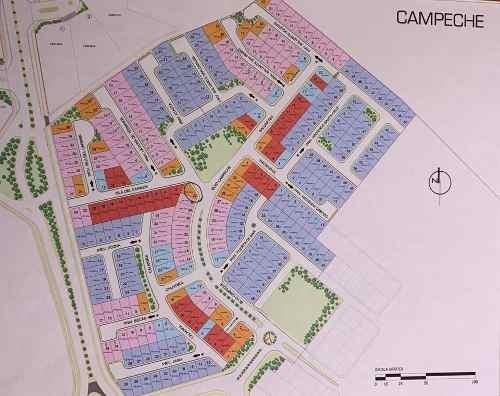 terreno en venta parque campeche lomas de angelopolis