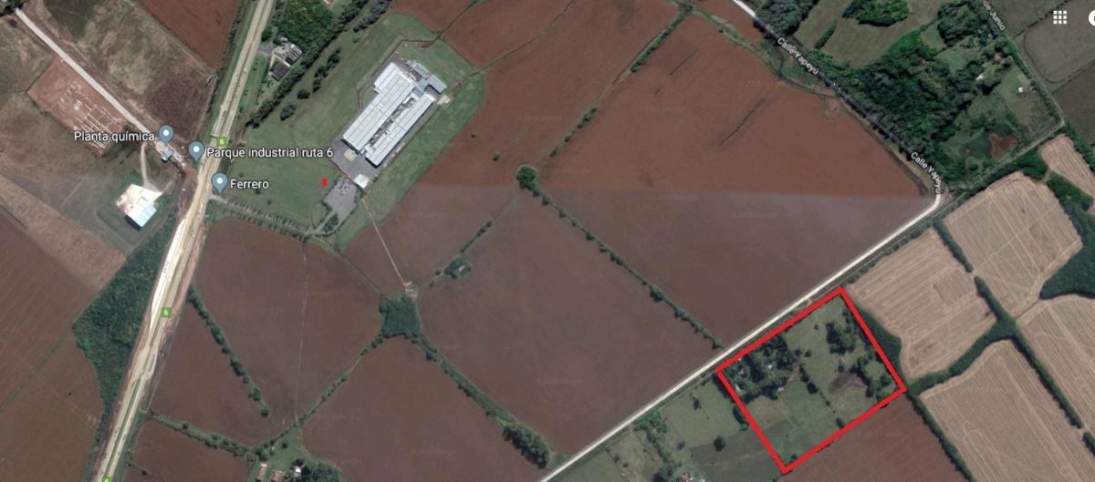 terreno en venta parque industrial pilar