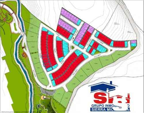 terreno en venta parque lisboa  zona azul lomas de angelopolis lat-31j