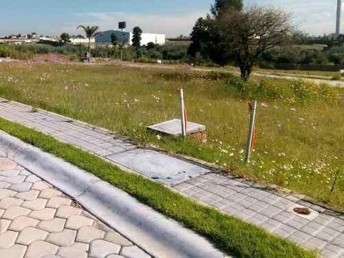 terreno en venta parque viena lomas de angelopolis