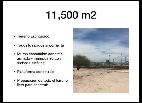 terreno en venta paseos de la republica $12,650 pesos por m2