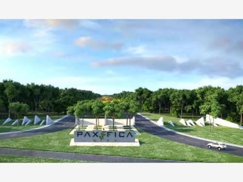 terreno en venta paxifica city, merida, yucatan