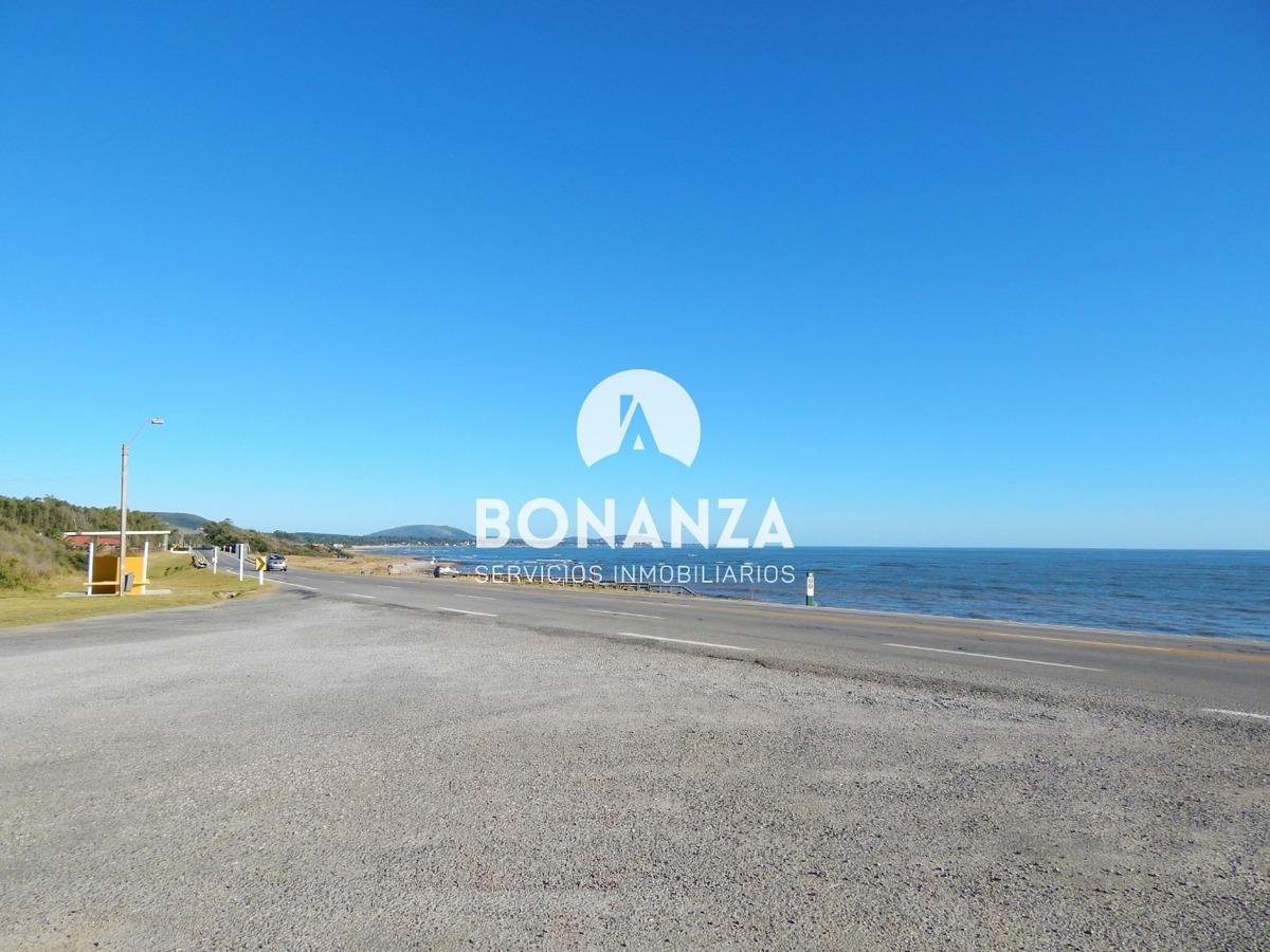 terreno en venta, piriápolis, bella vista a 50m playa
