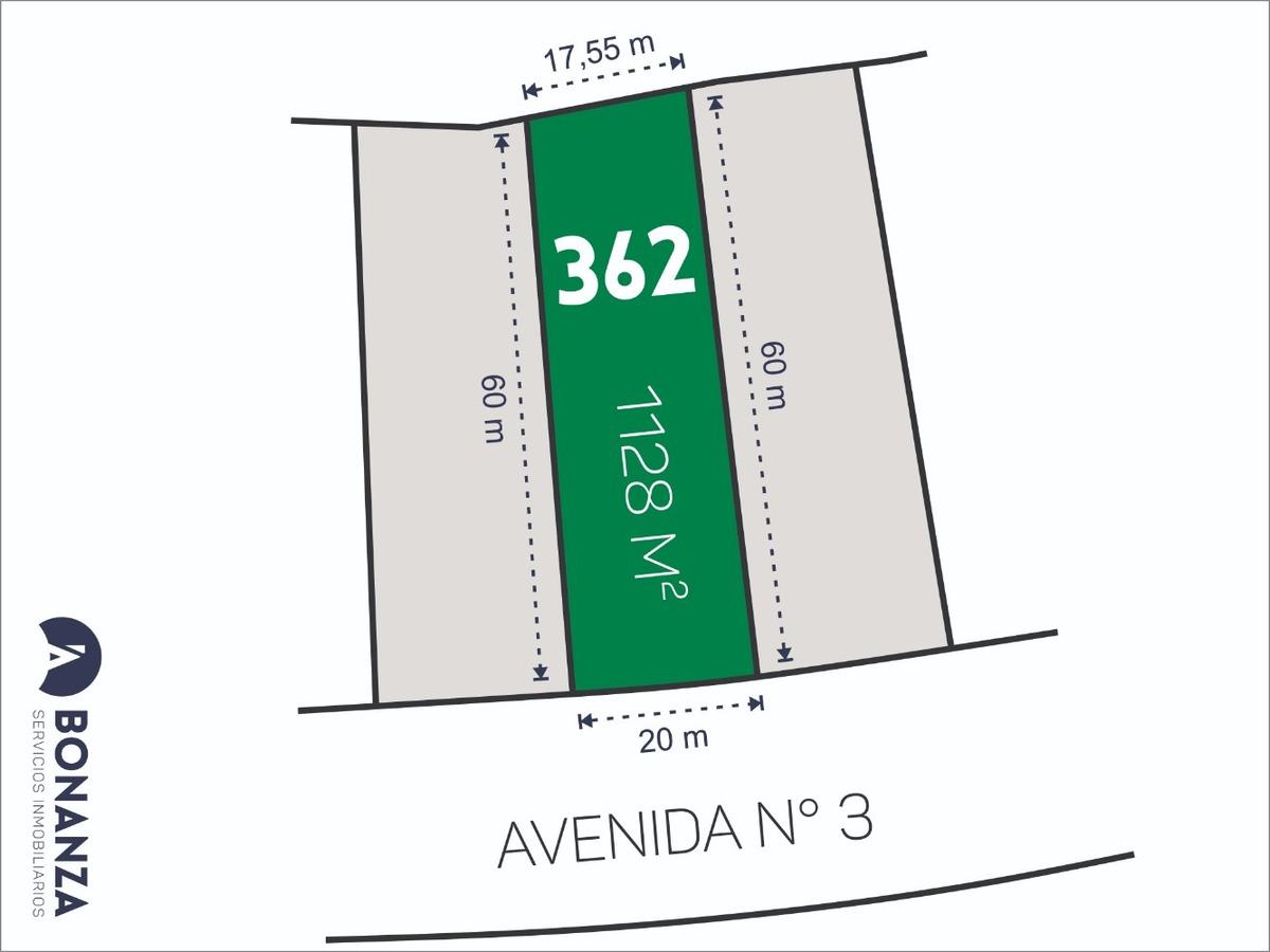 terreno en venta, piriápolis, punta colorada, 1128m²
