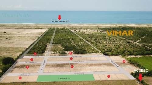 terreno en venta playa palmarito puerto escondido