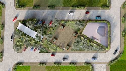 terreno en venta, privada cholul cerca de altabrisa. tv-6069