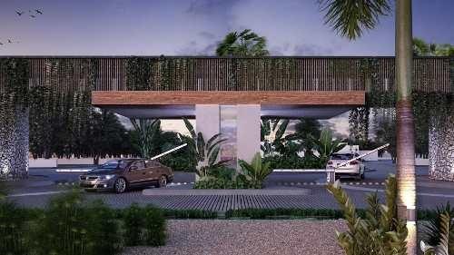 terreno en venta, privada en tamanché. tv-5512