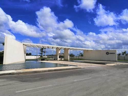 terreno en venta, privada en temozón norte. tv-5734