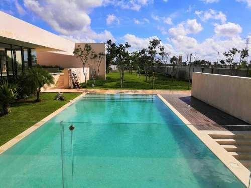 terreno en venta, privada, temozon, zona cabo norte. tv-5738