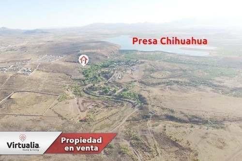 terreno en venta prolongacion teofilo borunda, chihuahua