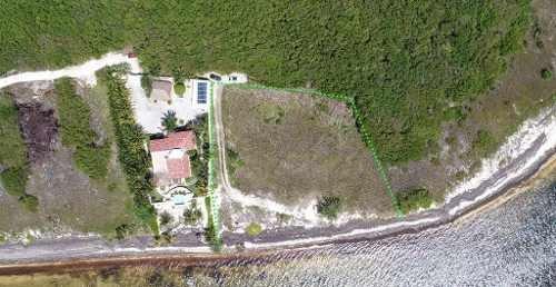 terreno en venta - puerto morelos - bahia petempich