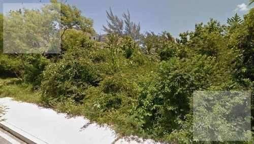 terreno en venta punta sam, cancún, quintana roo.