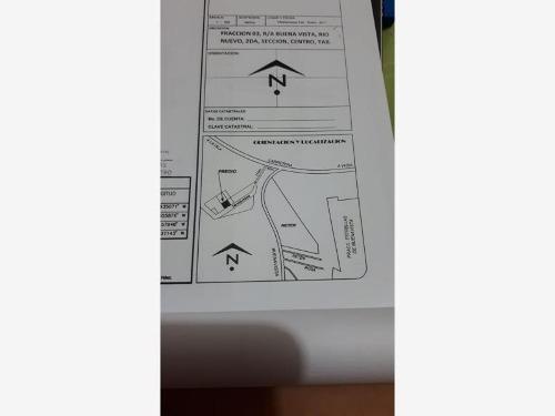 terreno en venta r/a buenavista, rio nuevo 2da secc