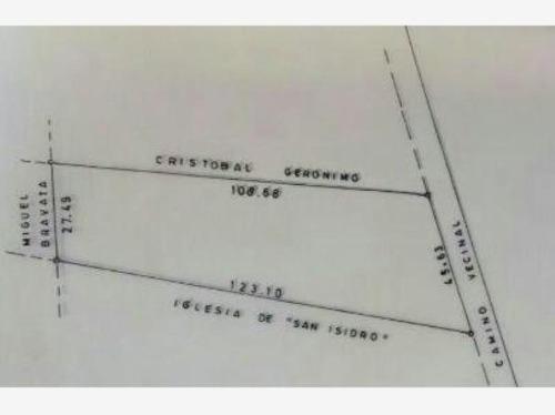 terreno en venta rancheria gonzalez 1 seccion