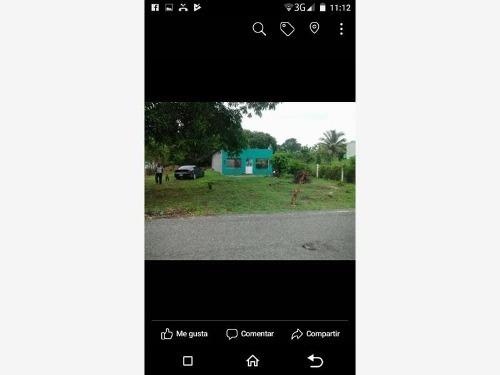 terreno en venta ranchería platano y cacao 1a sección