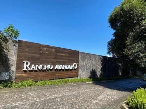 terreno en venta rancho avandaro country club