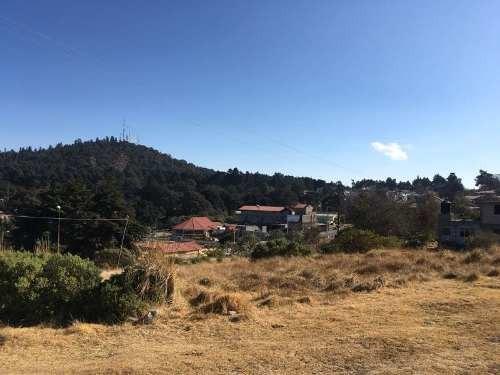 terreno en venta real del monte en la entrada