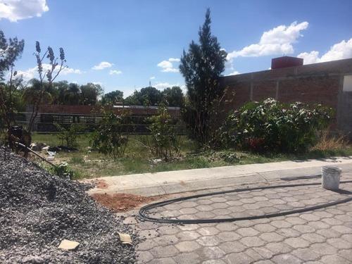 terreno en venta residencial bosques de san juan