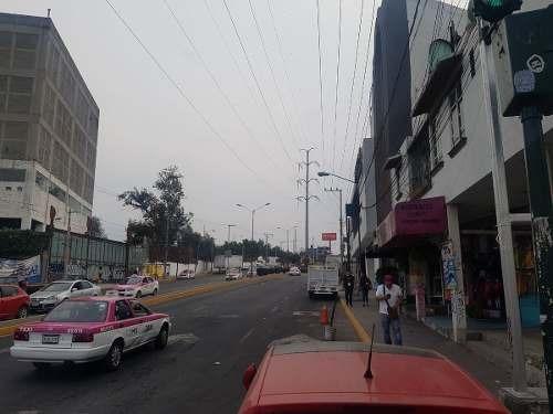 terreno en venta residencial/comercial en coyoacan. aztecas  casi con eje 10