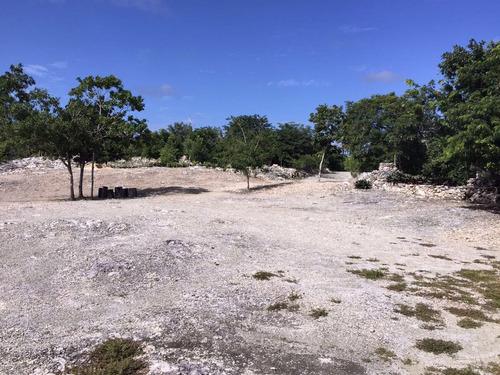 terreno en venta. rivera maya cancun
