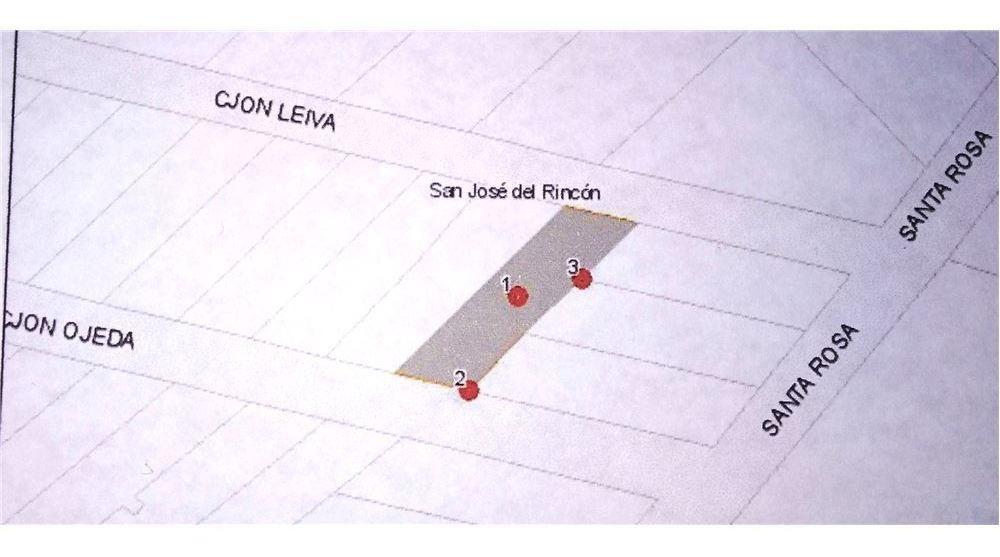 terreno en venta  ruta 1 km 8.5 con mejoras.
