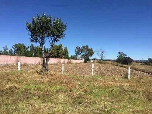 terreno en venta san matias tlalancaleca