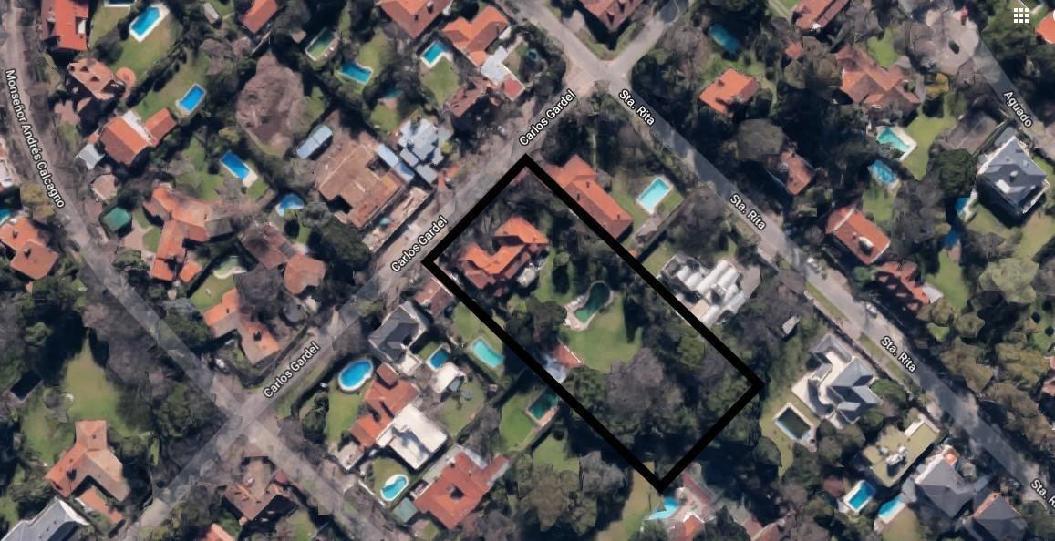 terreno en venta - santa rita - boulogne - barrio cerrado