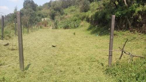 terreno en venta, santiago analco, lerma, mexico
