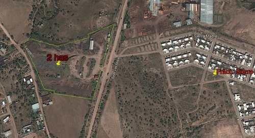 terreno  en venta santiago papasquiaro excelente para desarrolladores