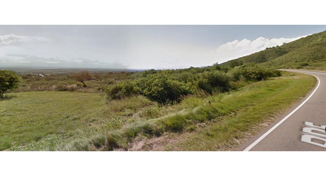 terreno en venta sobre ruta 5 corcovado calamuchita