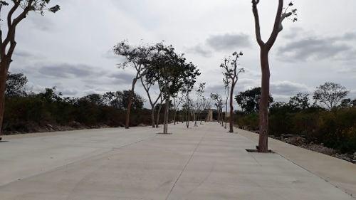 terreno en venta, temozon cerca de plaza la isla. tv-4665