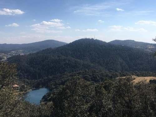 terreno en venta terrenos en zona boscosa en real del monte, con financiamiento