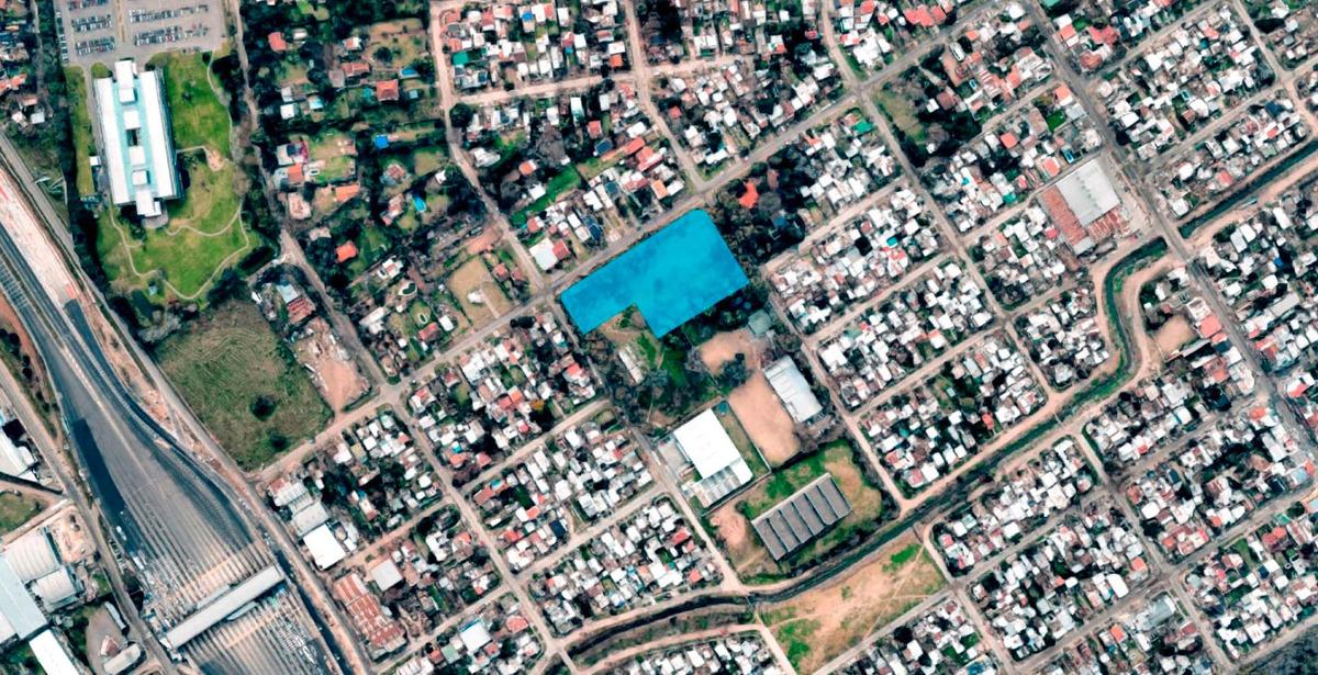 terreno en venta | tigre - coronel vilela 2900 | 7683 m²