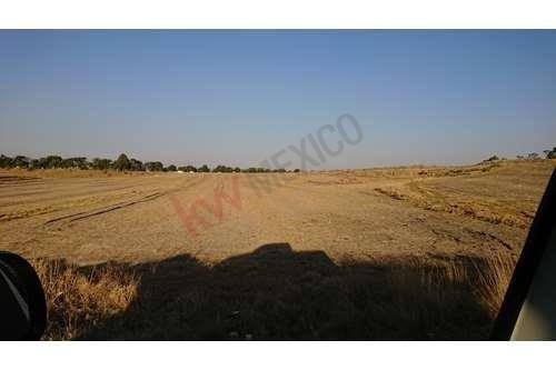terreno en venta, toluca - atlacomulco 36 has.
