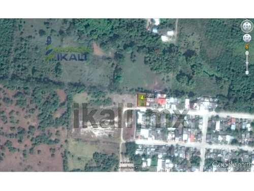 terreno en venta tuxpan veracruz, ubicado en la calle laguna de tamiahua # 45, en la colonia casa bella con una superficie de 375 m², con un frente de 15 metros y un fondo de 25 metros. cuenta con un
