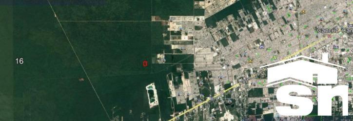 terreno en venta ubicada en cancún benito juárez, quintana roo